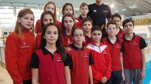 Campionatul National de Poliatlon Copii 10-11 ani