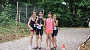 Campionatul National de Triatlon SuperSprint Snagov 2018