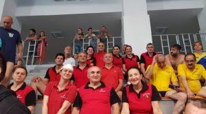 Campionatul national de înot Masters al României