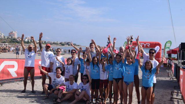 """""""Aqua Challenge"""" – maraton de înot în Marea Neagră 2018"""