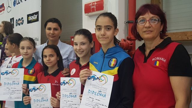 Campionatul National De Copii 10-11 ani Brasov 2019
